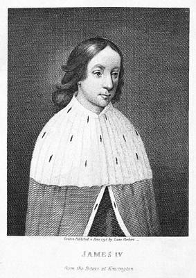 James Iv (1473-1513) Poster by Granger