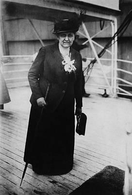 Jane Addams 1860-1935, Returning Poster by Everett