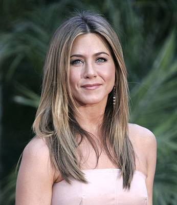 Jennifer Aniston At Arrivals For The Poster by Everett