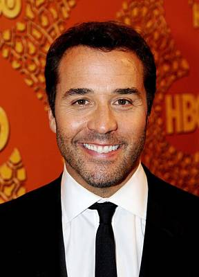 Jeremy Piven At The After-party For Hbo Poster by Everett
