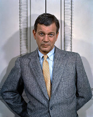 Joseph Cotten, 1950s Poster by Everett