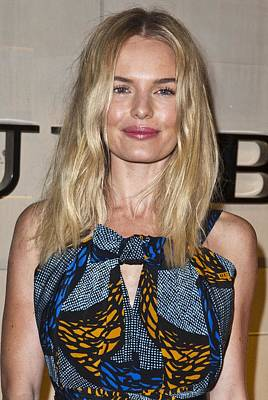 Kate Bosworth At Arrivals For Burberry Poster by Everett