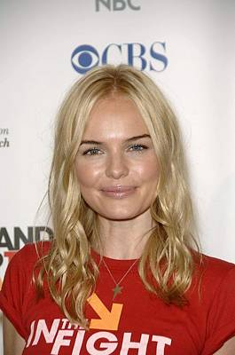 Kate Bosworth At Arrivals For Stand Up Poster by Everett