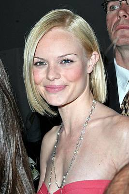 Kate Bosworth At Arrivals For Whitney Poster by Everett