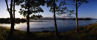 Kenmare Bay, Ring Of Kerry In Bg, Co Poster by The Irish Image Collection