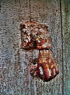 Knocking On Heaven's Door ... Poster by Juergen Weiss