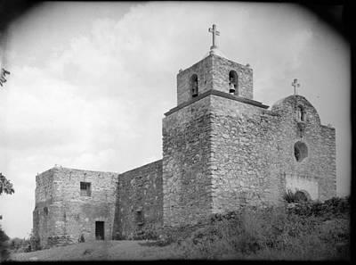 La Bahia Presidio Chapel, Goliad Poster by Everett
