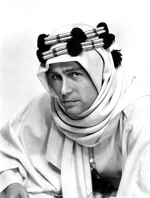 Lawrence Of Arabia, Peter Otoole, 1962 Poster by Everett