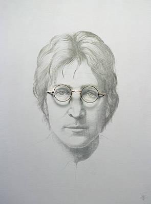 Lennon  Poster by Trevor Neal