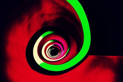 Loop Poster by Peter Benkmann