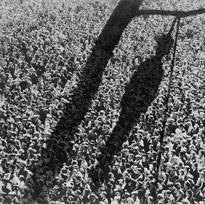 Lynching. The Shadow Of Lynching Poster by Everett