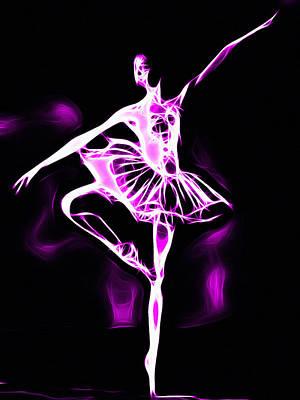 Magic Dance Poster by Steve K