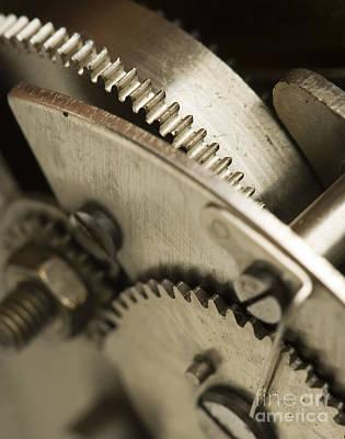 Mechanism  Poster by Igor Kislev
