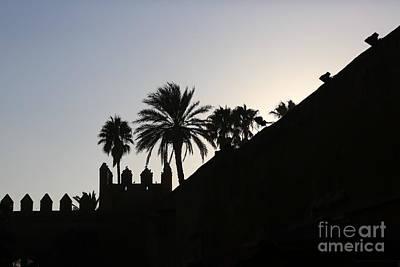 Medina I Rabat Poster by Chuck Kuhn