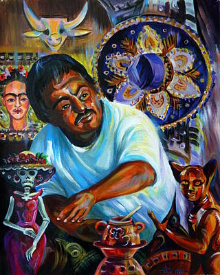 Mexico.art Sale Poster by Anna  Duyunova