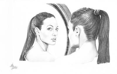 Mirror Mirror Poster by Murphy Elliott