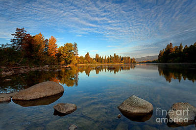 Mirror Mirror Poster by Beve Brown-Clark Photography