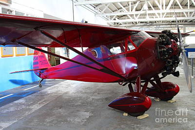 Monocoupe 110 . 7d11144 Poster by Wingsdomain Art and Photography