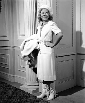 My Lucky Star, Sonja Henie,  1938 Poster by Everett