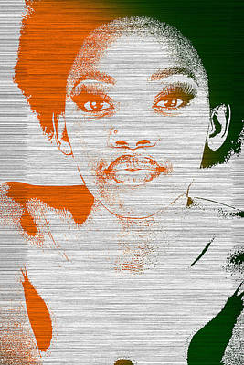 Natasha Poster by Naxart Studio