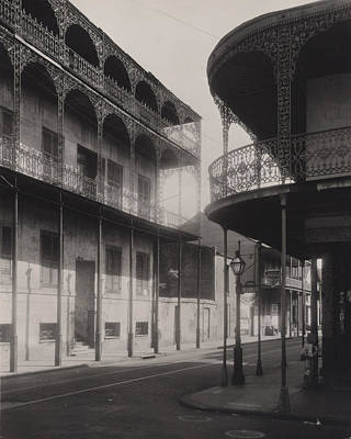 New Orleans, Le Petre, House Poster by Everett