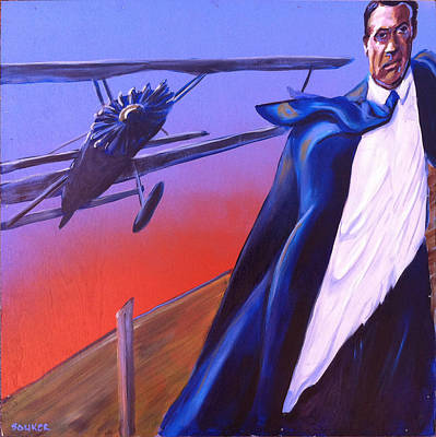 North By Northwest Poster by Buffalo Bonker
