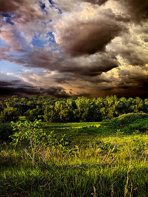 Now And Then Poster by Phil Koch