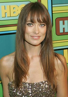 Olivia Wilde At The After-party Poster by Everett