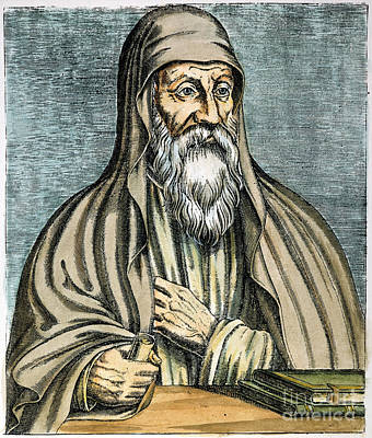 Origen (185?-254?) Poster by Granger