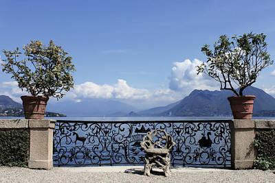 Palazzo Borromeo - Isola Bella Poster by Joana Kruse