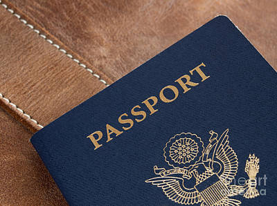 Passport Poster by Blink Images