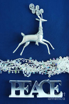 Peace Poster by HD Connelly