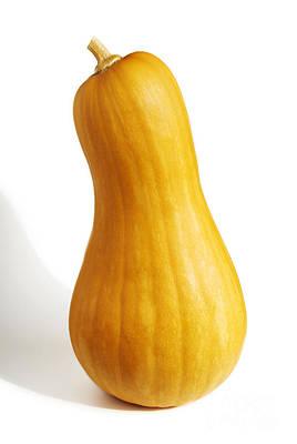 Pear Pumpkin Poster by Carlos Caetano