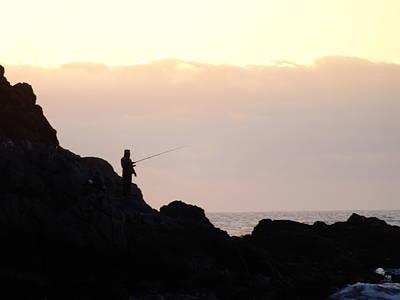 Pescador Poster by Karin Cortez
