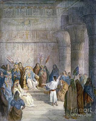 Pharaohs Dream Poster by Granger