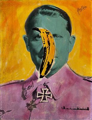 Pisang Goering Poster by Nop Briex