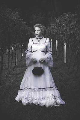 Porcelain Doll Poster by Joana Kruse