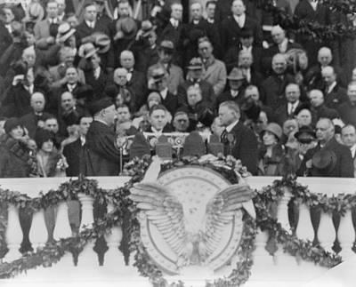 President Herbert Hoover 1874-1964 Poster by Everett