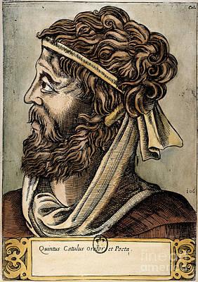 Quintus Lutatius Catulus Poster by Granger