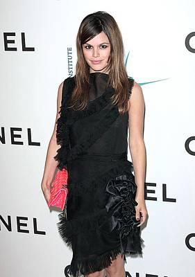 Rachel Bilson Wearing Chanel Poster by Everett