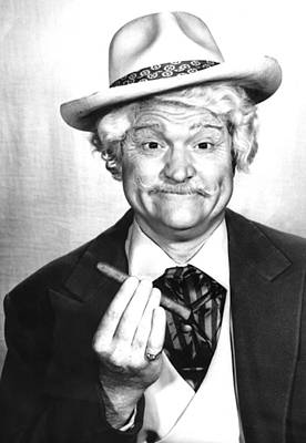 Red Skelton Show, The, Red Skelton Poster by Everett