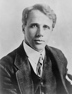 Robert Frost 1874-1963, American Poet Poster by Everett