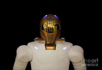 Robonaut 2, A Dexterous, Humanoid Poster by Stocktrek Images