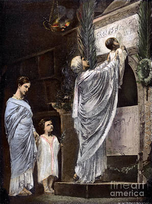 Rome: Christian Widow Poster by Granger
