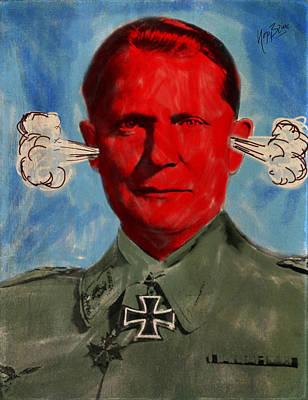 Sambal Goering Poster by Nop Briex