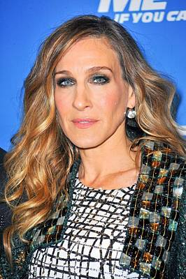 Sarah Jessica Parker In Attendance Poster by Everett