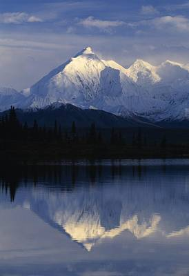 Scenic Mountain Lake Poster by Natural Selection Robert Cable