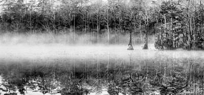 Shrouded Panoramic  Poster by JC Findley