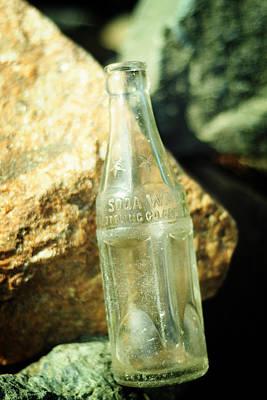 Soda Water Poster by Rebecca Sherman