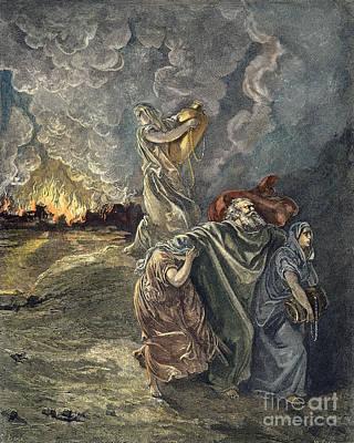 Sodom & Gomorrah Poster by Granger